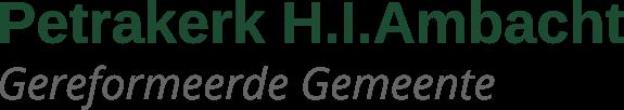 Gereformeerde Gemeente Hendrik-Ido-Ambacht